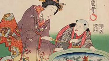金魚の歴史
